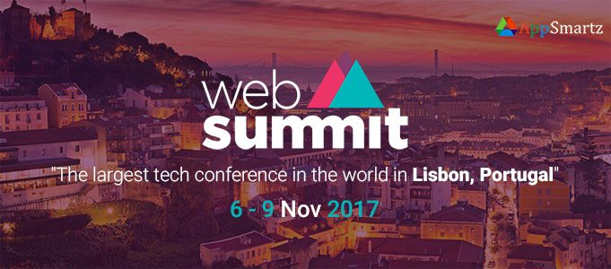AppSmartz to Exhibit at Web Summit 2017 at Lisbon Portugal