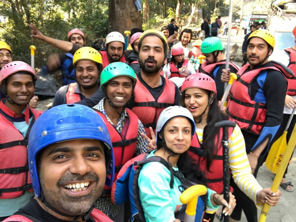 Adventure @ Rishikesk